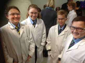 SALTERS Chemistry Course