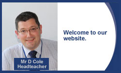 Headteacher Welcome