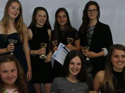 Sports Awards Evening 2016